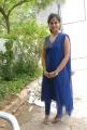 Nandita Cute Pics in Blue Churidar