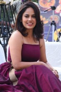 Actress Nandita Swetha Photos @ Akshara Movie Song Launch