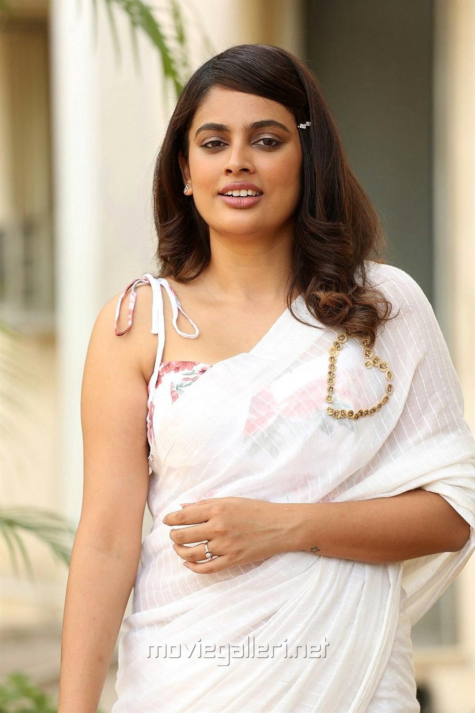 Actress Nandita Swetha Hot Images @ Akshara Teaser Launch