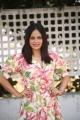 Tamil Actress Nandita Swetha Photos in  Floral Dress