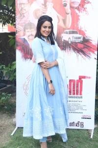 Actress Nandita Swetha Photos @ Kabadadaari Audio Release