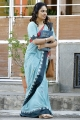 Akshara Movie Actress Nandita Swetha Half Saree Photos HD