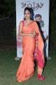 Actress Nandita Swetha Silk Saree Images HD @ Asuravadham Press Meet