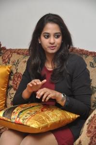 Heroine Nanditha Interview about Ram Leela Movie