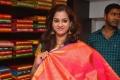 Nanditha launches Kanchipuram Kamakshi Silks at Women's World Photos
