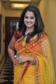 Telugu Actress Nanditha Raj Photos in Yellow Saree