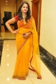 Telugu Actress Nanditha Raj in Yellow Saree Photos