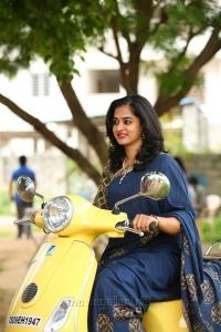 Actress Nanditha Raj Photoshoot for Viswamitra Movie Images