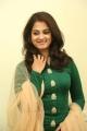 Actress Nanditha Raj Hot Stills in Green Dress