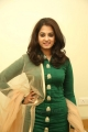 Actress Nanditha Raj in Green Dress Stills