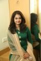 Actress Nanditha Raj Stills in Green Dress