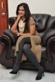 Heroine Nanditha Raj Images at Savitri Movie Interview