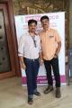 Sabarish Mohankumar, Viveka @ Nandri Solvoom Song CD Launch Stills