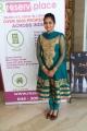 Singer Veena @ Nandri Solvom Music Album Launch Stills