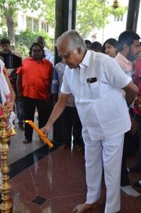 Abirami Ramanathan @ Nandu En Nanban Movie Launch Stills