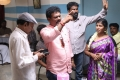 Director Andal Ramesh @ Nandu En Nanban Movie Working Stills