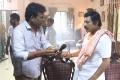 Director Andal Ramesh, RV Udhayakumar @ Nandu En Nanban Movie Working Stills