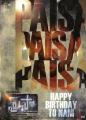 Paisa Movie Nani Birthday Special Posters