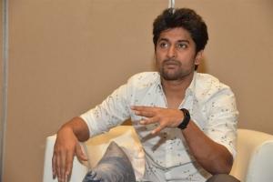 Tuck Jagadish Hero Nani Interview Photos