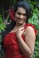 Tamil Actress Nanma Hot Stills in Red Dress