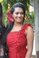 Actress Nanma in Red Dress Hot Stills