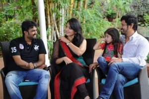 Nanna Team Meet Photos Stills