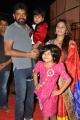 Sukumar with wife @ Nannaku Prematho Movie Audio Launch Stills