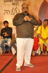 Producer BVSN Prasad @ Nannaku Prematho Movie Success Meet Stills