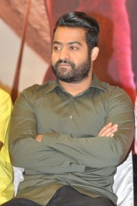 Jr NTR @ Nannaku Prematho Movie Success Meet Stills