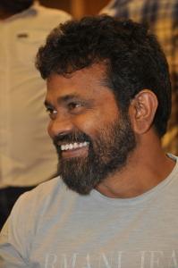 Director Sukumar @ Nannaku Prematho Movie Success Meet Stills