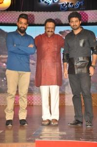 Jr NTR, Nandamuri Harikrishna, Kalyan Ram @ Nannaku Prematho Audio Release Function Photos