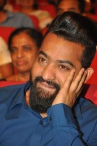 Jr NTR @ Nannaku Prematho Audio Release Function Photos