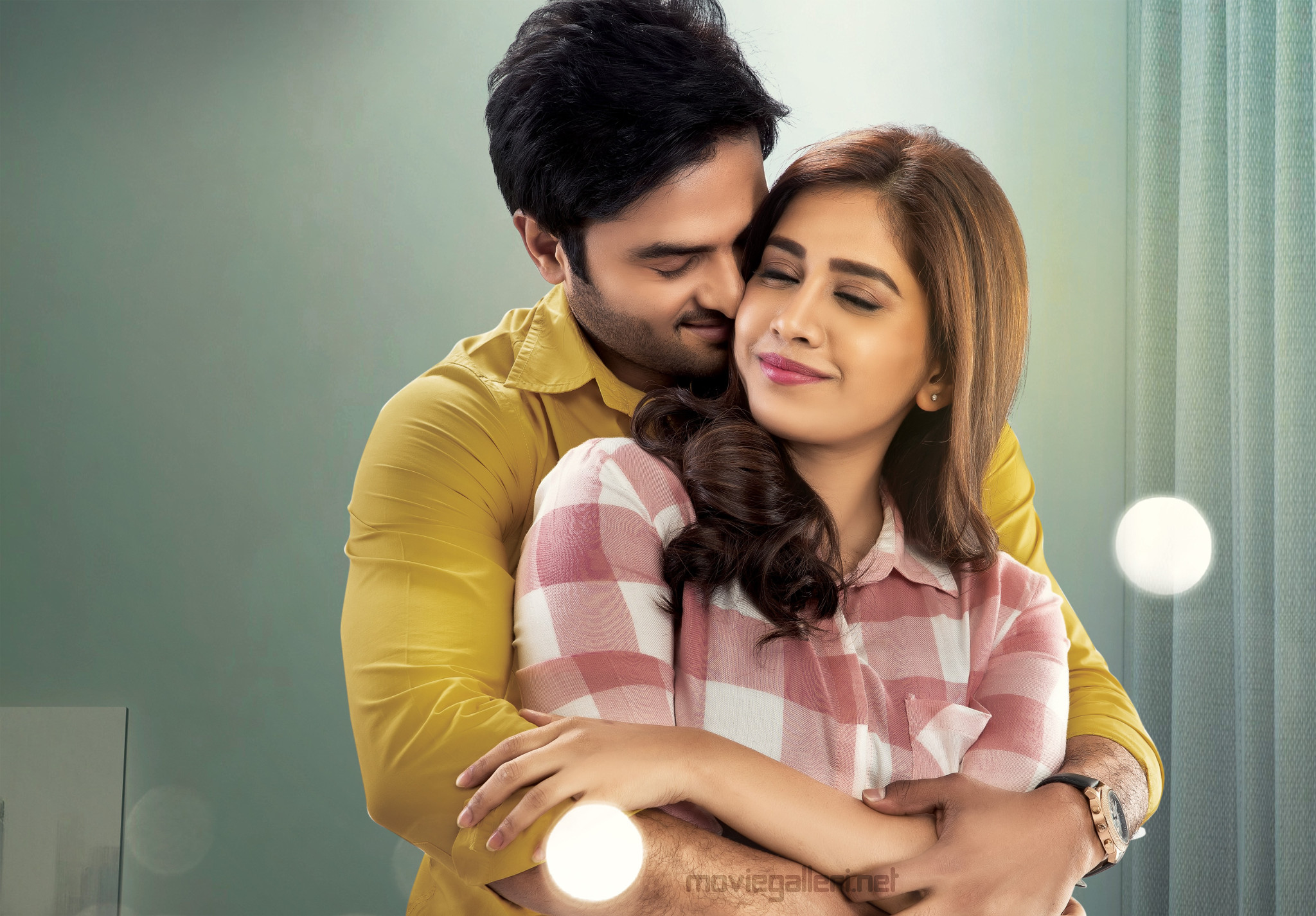 Sudheer Babu Nabha Natesh Nannu Dochukunduvate Movie HD Stills