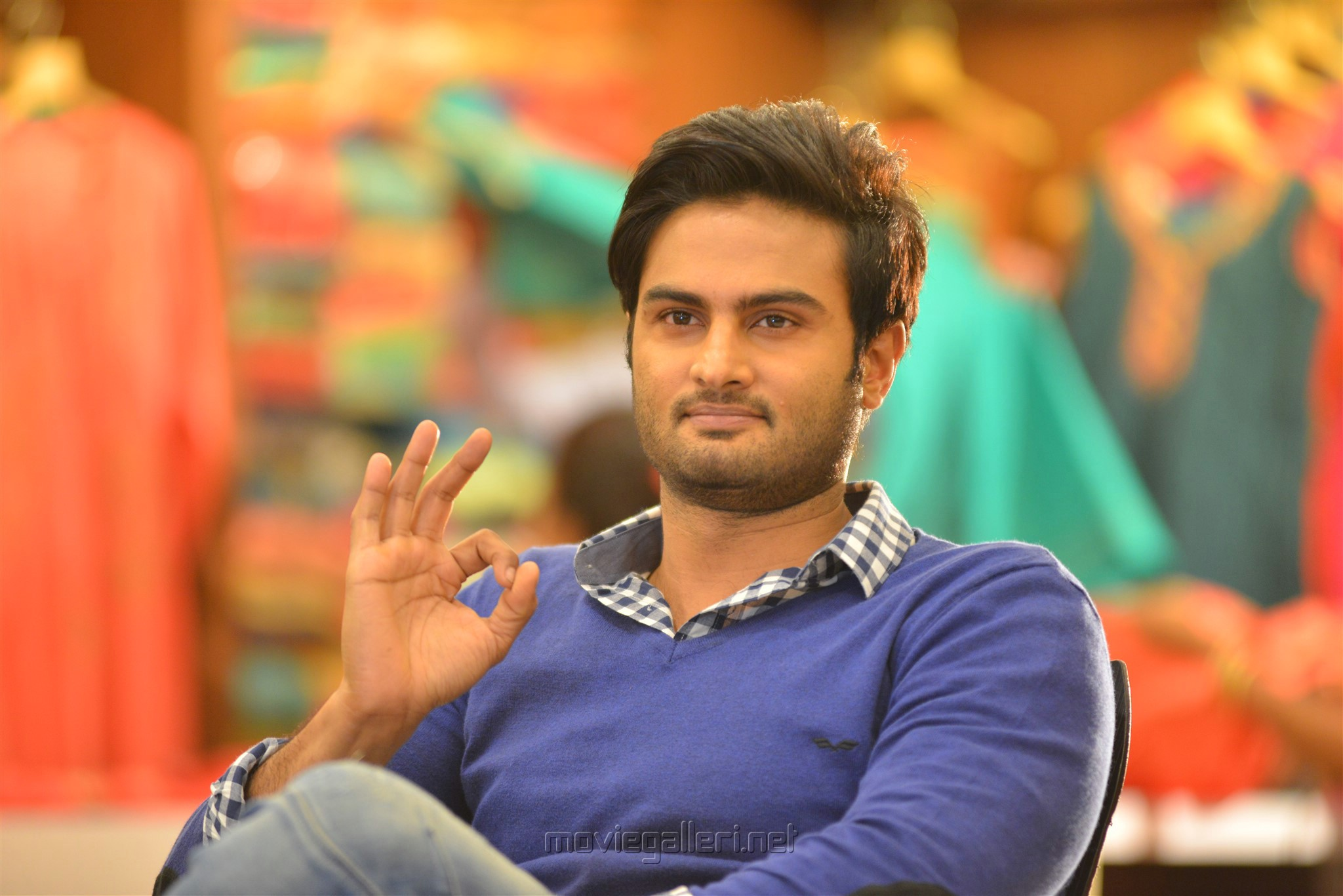 Actor Sudheer Babu in Nannu Dochukunduvate Movie Images HD