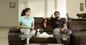 Kola Balakrishna & Wamiqa in Nannu Vadili Neevu Polevule Telugu Movie Stills