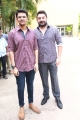 Karthick Naren, Aravind Samy @ Naragasooran Movie Press Meet Stills