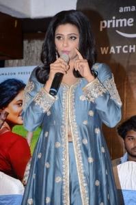 Actress Priyamani @ Narappa Movie Success Meet Stills