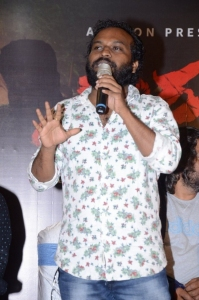 Actor Racha Ravi @ Narappa Movie Success Meet Stills
