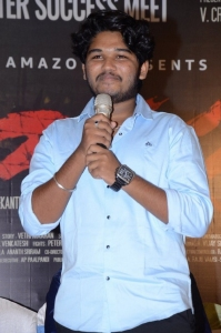 Actor Rakhi @ Narappa Movie Success Meet Stills