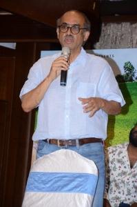 Producer D. Suresh Babu @ Narappa Movie Success Meet Stills