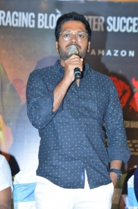 Anil Ravipudi @ Narappa Movie Success Meet Stills