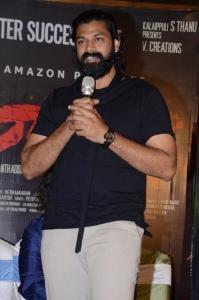 Actor Sritej @ Narappa Movie Success Meet Stills