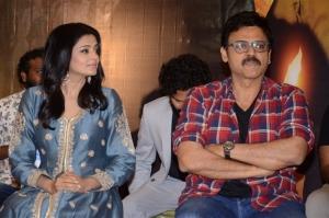 Priyamani, Venkatesh @ Narappa Movie Success Meet Stills