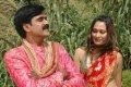 NS Raju, Pavani Reddy in Narasimha Raju Movie Stills