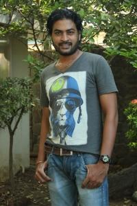 Vishwa Kumar @ Narathan Movie Press Meet Stills