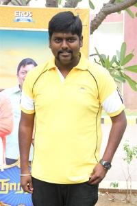 Ashvin Raja @ Narathan Movie Press Meet Stills