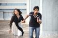 Nikesha Patel, Nakul in Narathan Tamil Movie Stills