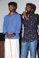 Charles Dhana, Akash Sudhakar @ Nari Vettai Movie Audio Launch Stills