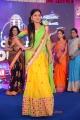 Telugu TV Actress Varshini @ Narilokam Fashion Show at Dilsukhnagar Photos