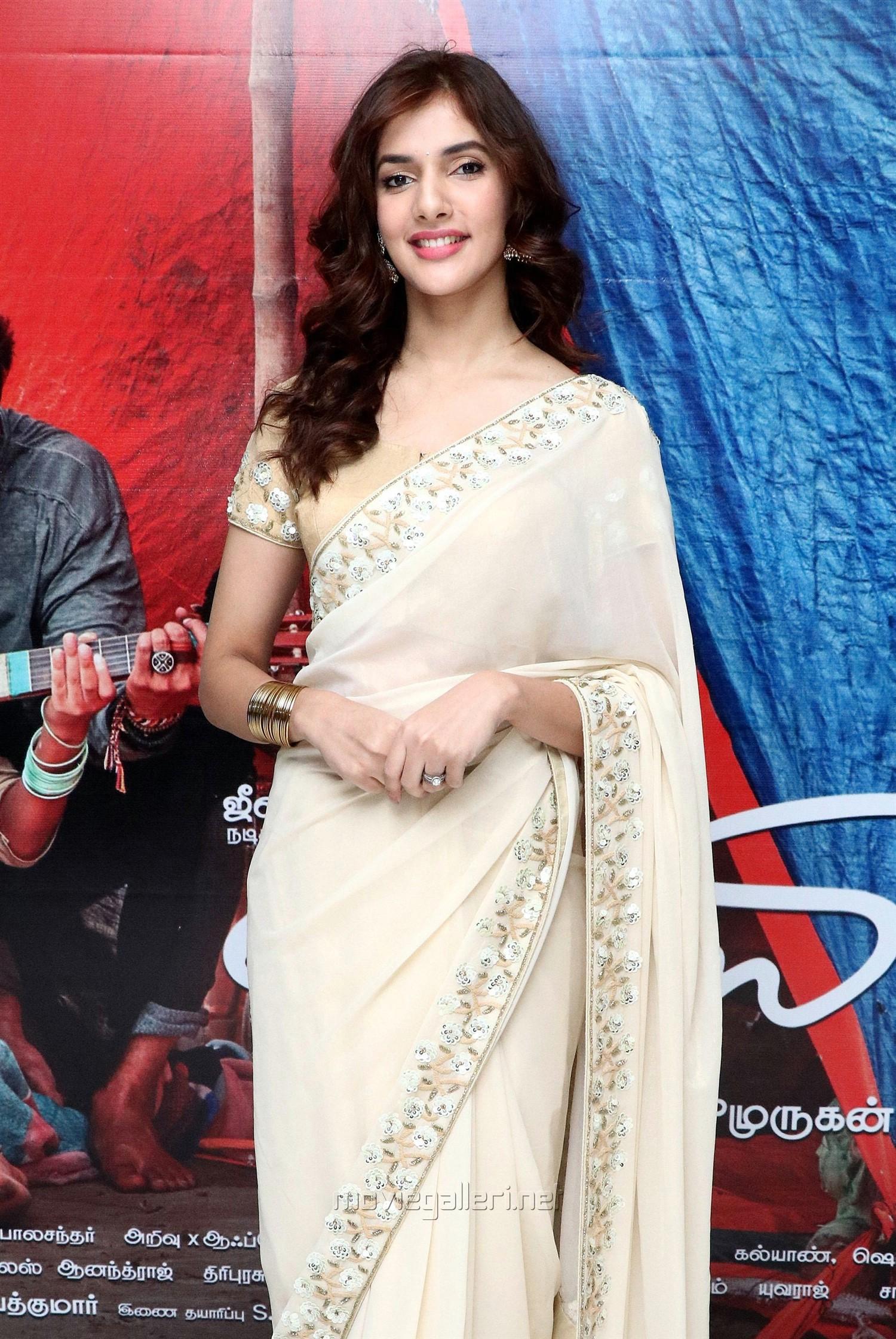 Actress Natasha Singh Photos @ Gypsy Movie Audio Launch